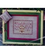 CLEARANCE House Sampler 4 charts bargain bundle... - $10.00