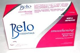 1 BELO ESSENTIALS SMOOTHENING WHITENING BODY BA... - $6.48