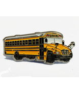 BlueBird Vision school bus 5 color lapel pin - $4.50