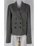 J.CREW Solid Thandie Blazer Jacket T8 8 Tall Do... - $42.99