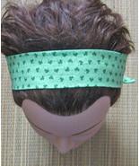Hairband Shamrocks/St Pats Day/Celtic/With Elas... - $7.00