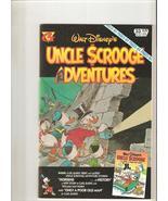 Walt Disney's Uncle Scrooge Adventures # 33 (Ju... - $3.95