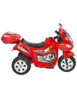 Ride On Kids Toy Motorcycle 6V Battery Powered ... - $116.81