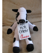 CHICK-FIL-A PLUSH COW-EAT MORE CHIKIN-FAST FOOD... - $9.99