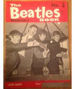 The Beatles Monthly Book Magazine No 2 Sept 196... - $40.00