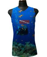 Sea Diver Fish Tank Design Sport Men's Sublime ... - $19.50 - $26.99