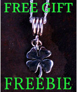 FREEBIE! FREE ITEM 3x Celtic Spell Cast Four Le... - $0.00