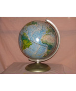 VTG WORLD RAND McNALLY WORLD PORTRAIT GLOBE PHO... - $55.00