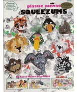 Plastic Canvas Squeezums Little Toys Patterns - $4.99