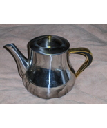 CulinArt Stainless Steel Coffee or Tea Pot Cara... - $24.00