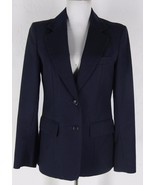 BALENCIAGA Suit Blazer Jacket 8 M Career Two Bu... - $89.99