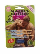 Mamba Is Hero Triple Maximum Male Enhancement P... - $23.50