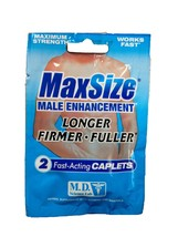MD Lab MaxSize Natural Male Enhancement Pill! M... - $17.99