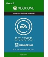 12-Month Xbox ONE EA Access Membership Code [DI... - $34.90