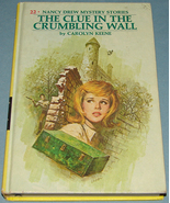 Nancy Drew #22 Clue in the Crumbling Wall PC - $5.99