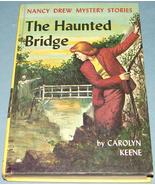 Nancy Drew #15 The Haunted Bridge Orig Text PC - $9.99