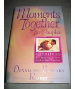 Moments Together Devotions for Couples Drawing ... - $4.99
