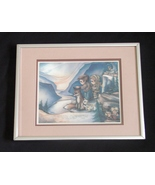 Framed Double Matted Jody Bergsma Signed Ltd Ed... - $190.00