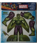 Marvel Incredible Hulk Air Glider NIP Comic Boo... - $7.99