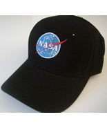 NASA logo Hat space science apollo geek embroid... - $16.95