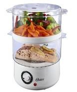 Food Steamer Cooker Best Vegetables Steamers El... - $57.99