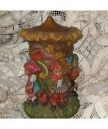 Huge ReUsable Wax Candle w/Adorable Children MU... - $21.75
