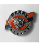 CHICAGO  BEARS NFL FOOTBALL LOGO LAPEL OR HAT P... - $5.89