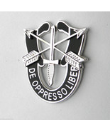 US ARMY SPECIAL FORCES DE OPPRESSO LIBER LARGE ... - $5.89