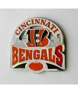 NFL FOOTBALL CINCINNATI BENGALS CUTOUT LARGE ME... - $5.69