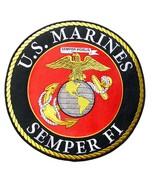 USMC MARINE CORPS MARINES SEMPER FI LARGE QUALI... - $15.51