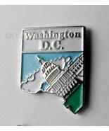 WASHINGTON D.C. DC USA US STATE NAME MAP LAPEL ... - $4.70