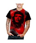 Che Guevara Cuba Full 3d Sublimated T shirt tee - $19.50 - $26.99