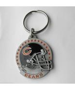 NFL FOOTBALL CHICAGO BEARS PEWTER KEY RING KEYC... - $7.67