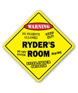 RYDER'S ROOM SIGN kids bedroom decor door child... - $8.89