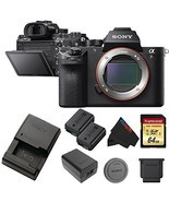 Sony a7R II Full-Frame Mirrorless Interchangeab... - $3,122.46