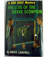 Ken Holt mystery 16 CLUE OF THE SILVER SCORPION... - $80.00