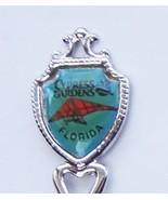 Collector Souvenir Spoon USA Florida Winter Hav... - $9.99