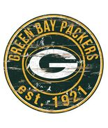 NFL Distressed Green Bay Packers Sign 24 x 24 x... - $39.99