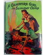 A Campfire Girl in Summer Camp #3 Jane L. Stewa... - $8.00