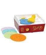 Children Record Player Music Vintage Toy Wind 1... - $58.99