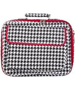 World Traveler Houndstooth 15-inch Laptop Bag, ... - $26.45