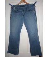 Weather Vane Jeanswear Lo-Rise Flare Leg Jeans ... - $5.99