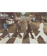 The Beatles Abbey Road Poster - $4.95