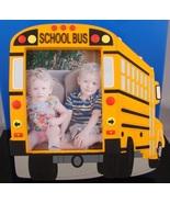 School Bus Photo Frame - $14.99
