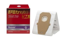 Filtrete Hoover Q Synthetic Vacuum Bag, 2 Pack ... - $5.88