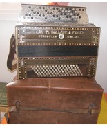 DALLAPE FIGLIO ACCORDION - ANTIQUE COLLECTOR - ... - $1,200.00