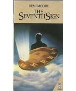 The Seventh Sign VHS Demi Moore Michael Biehn - $1.99