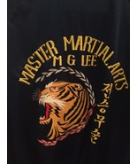 Martial Arts Master M G Lee Tae Kwon Do Dojo Ja... - $30.54