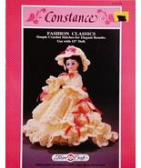 Fibre Craft Constance Crochet Pattern Leaflet F... - $5.95