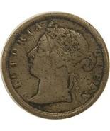 1893 Victoria Hong Kong Silver 20 Cents | RARE - $59.26